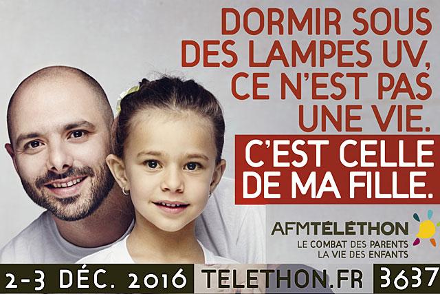 É nouveau devant les caméras de la télé, les Villeréalais se mobilisent pour le téléthon. Photo DR