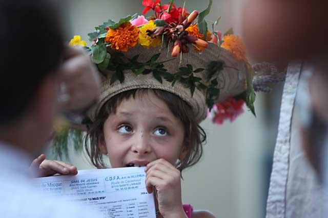 Même les enfants participent au concours avec bonheur !|Archives © jean-Paul Epinette - icimedia@free.fr