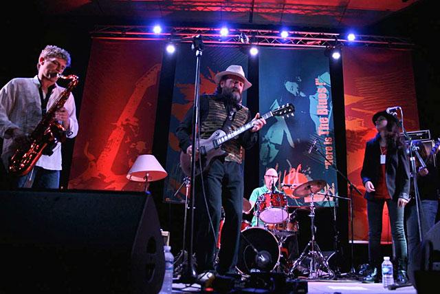 The Cheesemakers en concert gratuit à Villeréal... Photo DR