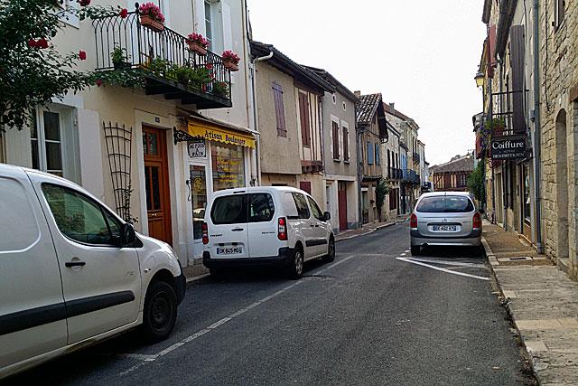 La rue Saint-Michel sera fermée à la circulation...|Photo © jean-Paul Epinette - icimedia@free.fr