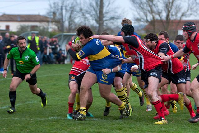 À l'instar de Paul Bouyou, entrer bille en tête dans le championnat ! |Photo © jean-Paul Epinette - icimedia@free.fr