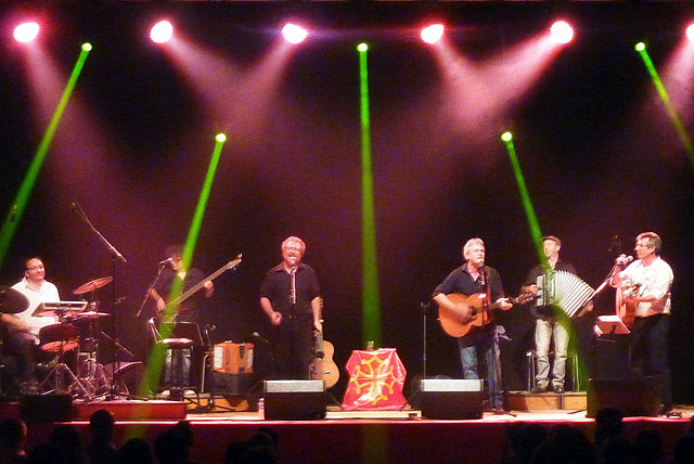 Peiraguda en concert : les potes de Cabrel fêtent les 40 ans de leur groupe !...|Photo DR