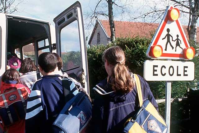 Dans les deux écoles, les effectifs sont en légère hausse...|Photo DR