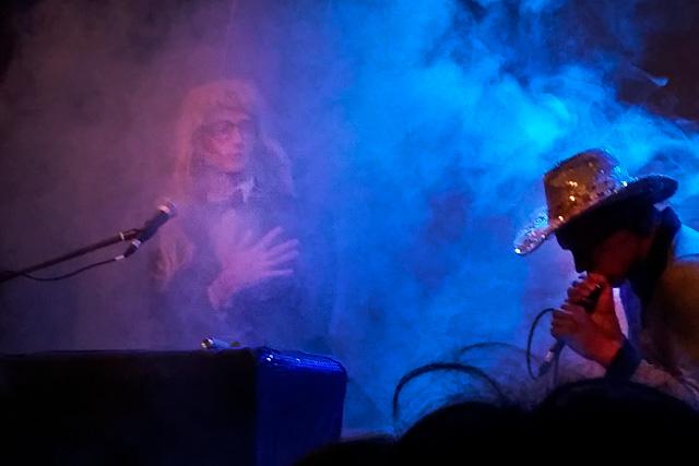 Thibault Deblache héros du Band From New York... Archives © jean-Paul Epinette - icimedia@free.fr