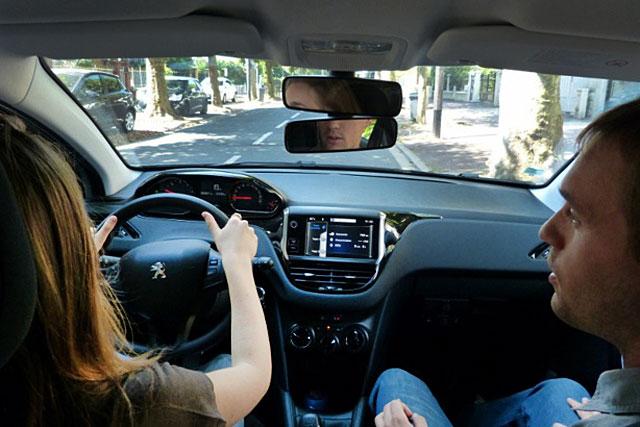La Région Aquitaine veut favoriser linsertion des jeunes qui n'ont pas encore leur permis de conduire...|Photo DR