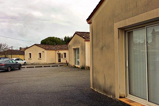 Le cabinet médical de Villeréal devrait être rénové et agrandi...|Photo © jean-Paul Epinette - icimedia@free.fr