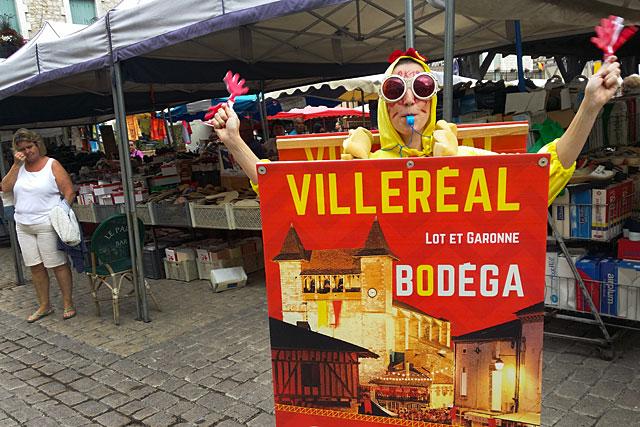 La bodega 2018 attend du monde...|Photo © jean-Paul Epinette - icimedia@free.fr