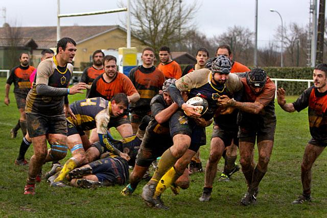 L'USV se déplace en Corrèze sans équipe B.|Archives © Jean-Paul Epinette - icimedia@free.fr