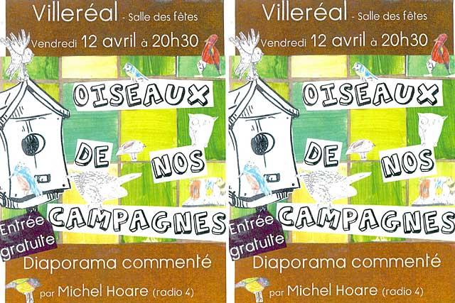 Enseignant et ornithologue, Michel Hoare anime une soirée gratuite...|Illustration DR