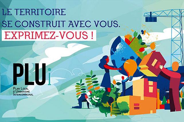 La communauté lancera l'enquête publique sur le PLUi le 26 août...|Illustration DR