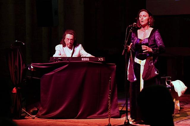 Claire Millon et Frédéric Chauvigné, passionnés de musique ancienne, de musique du monde et de classique...|- Photo DR