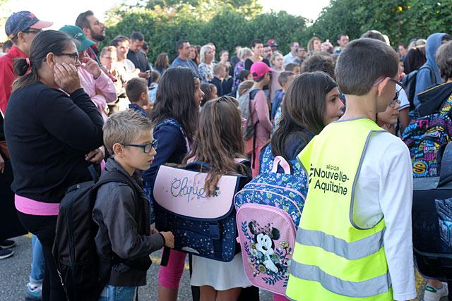 Mauvaise surprise pour la rentrée 2019 : la maternelle perd une classe !...|Photo © Jean-Paul Epinette - icimedia@free.fr