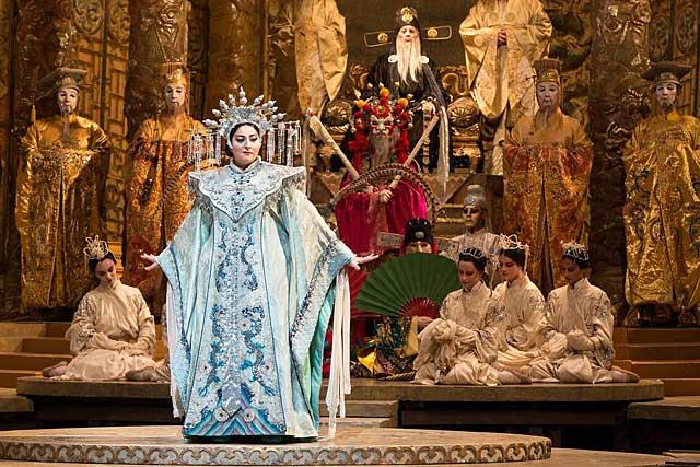 La saison lyrique ouvre samedi avec la retransmission de Turandot, en direct du MET à New York...|Photo DR