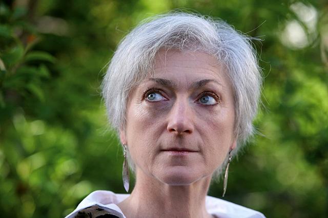 Sylvie Germain sera à Villeréal mercredi 20 novembre à 18h30...|Photo éd. Albin Michel