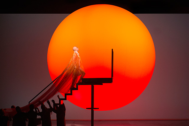 Akhnaten, un opéra contemporain, en direct du Met Opera New York.|Photo © Met Opera