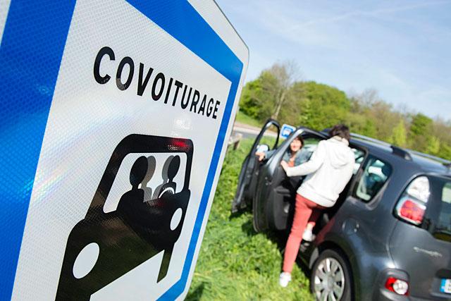 Le covoiturage, un progrès en faveur de la mobilité, de l'environnement et du lien social...|Photo © FranceBleu