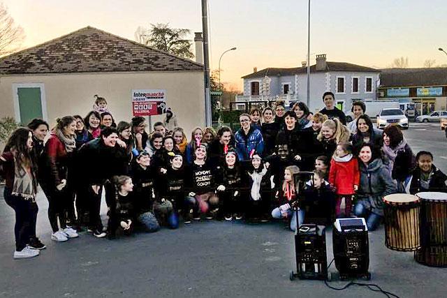 Objectif Dansez !... Durant quatre jours, Villeréal accueille de jeunes dansseurs en résidence...|Photo DR