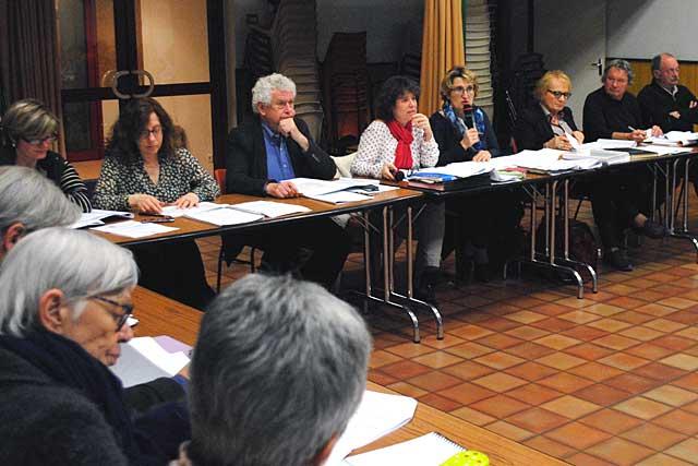 Les municipales 2020 vont faire émerger de nouveaux visages au sein de la communauté des communes...|Archive© Jean-Paul Epinette (2014)