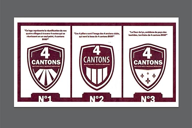 Nouveau club, nouvelle image : le choix du logo sera fait au cours de la soirée...|Illustration DR