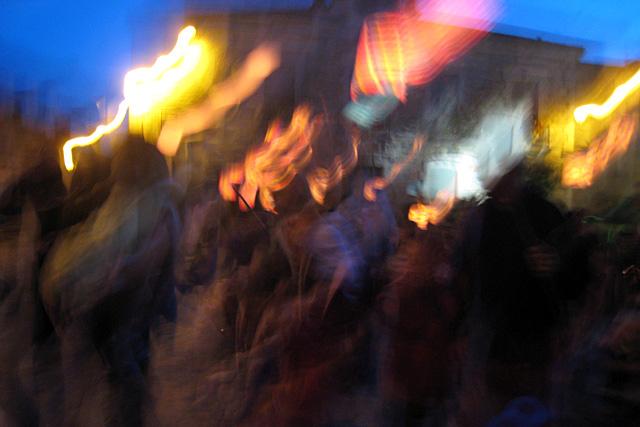 Ni feux, ni lampions, ni retraite aux flambeaux, le 14 juillet 2020 sera célébré dans la discrétion la plus absolue...|Photo © Jean-Paul Epinette.