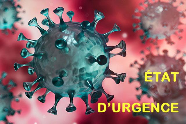 De l'état d'urgence au reconfinement : les mesure sont renforcées... (Illustration DR)