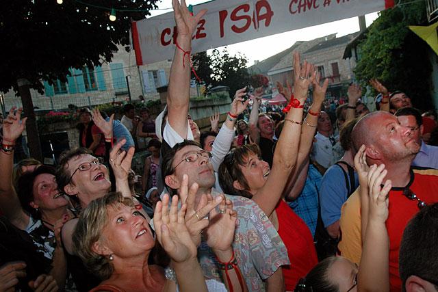 Privées de manifestations, les associations auront connu une année blanche sur le plan financier...|Archives Jean-Paul Epinette