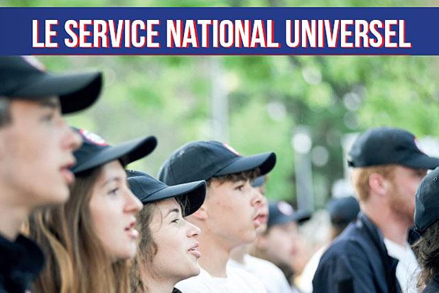 Le Service national universel (SNU) est déployé en Lot-et-Garonne...|Illustration DR.