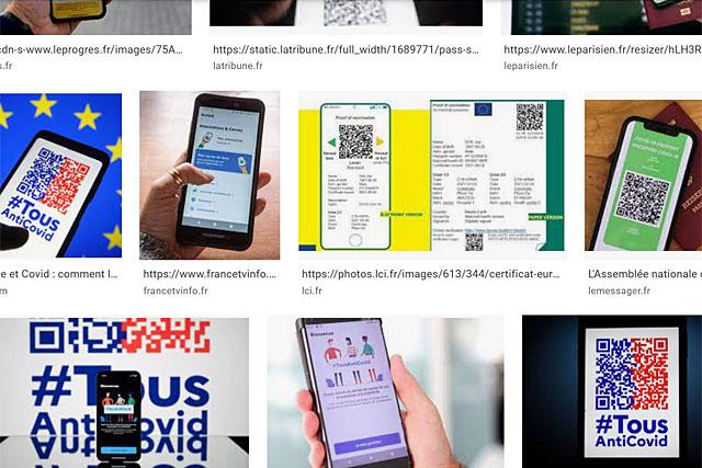 Sur papier, ou via une application sur smartphone, le Pass sanitaire est en application depuis mercredi 9 juin 2021...|Capture d'écran - Jean-Paul Epinette
