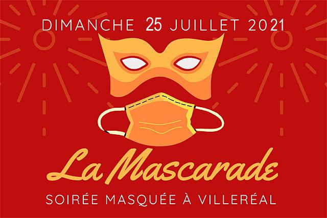 Une mascarade... plutôt que Bodega. Mais la fête quand même !...|Illustration DR.